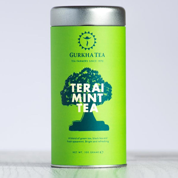 Terai Mint Tea - Gurkha Tea   - 1