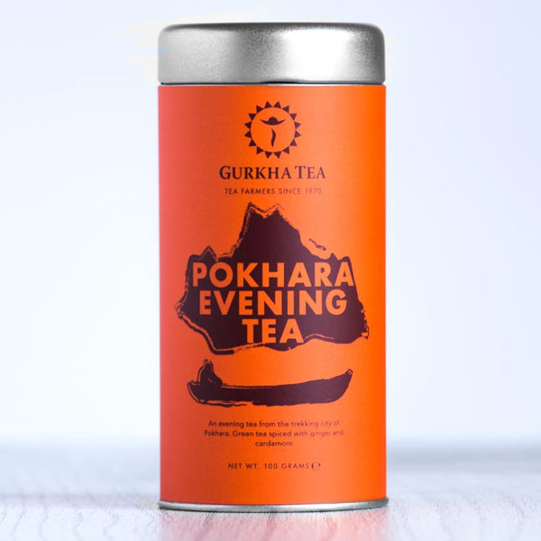 Pokhara Evening Tea - Gurkha Tea   - 1