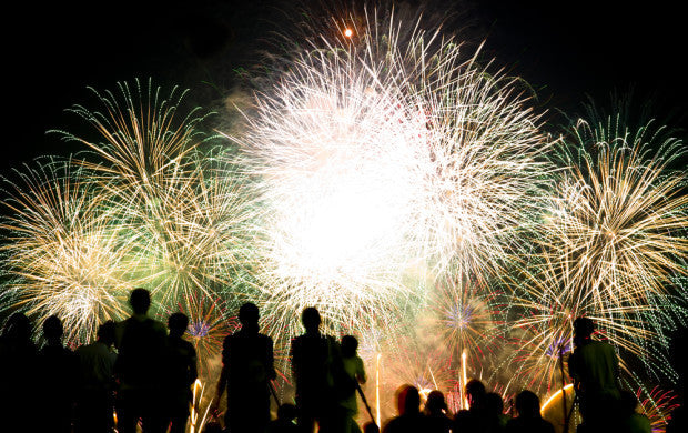 10 fun facts you probably didn't know about fireworks