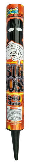 Big BOSS240 Shot