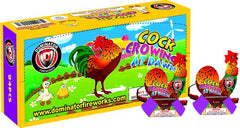 Cock Crowing At Dawn (EA) - Jeff's Fireworks