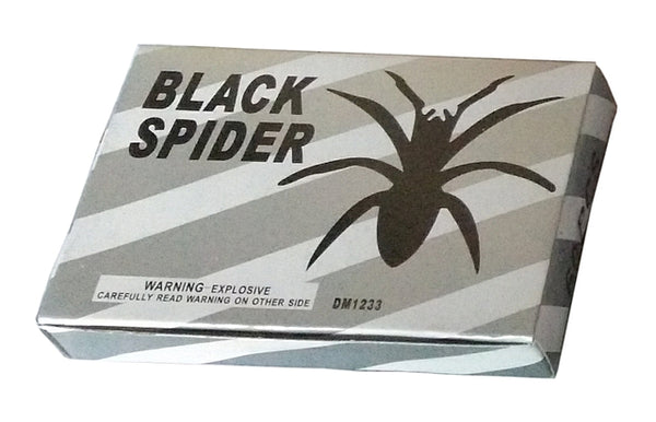 Black Spider Firecrackers - Jeff's Fireworks
