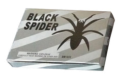Black Spider Firecrackers