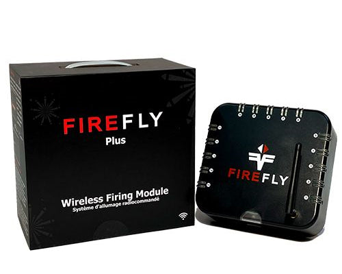 15 Cue Firefly Wireless Firing System