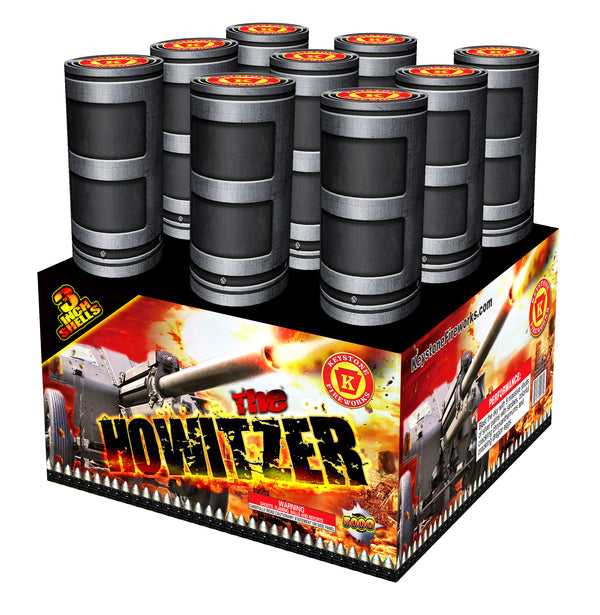 The Howitzer - Jeff's Fireworks
