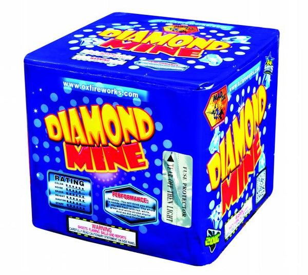 Diamond Mine - Jeff's Fireworks