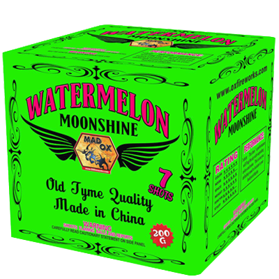 Watermelon Moonshine - Jeff's Fireworks