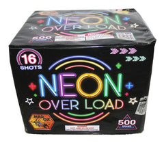 Neon Over Load - Jeff's Fireworks