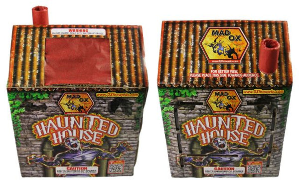 Haunted House - Jeff's Fireworks
