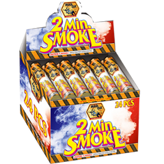 Ox Two Min. Smoke Screen - Jeff's Fireworks