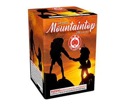 Mountaintop - Jeff's Fireworks