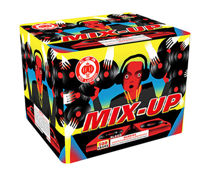 Mix-Up - Jeff's Fireworks