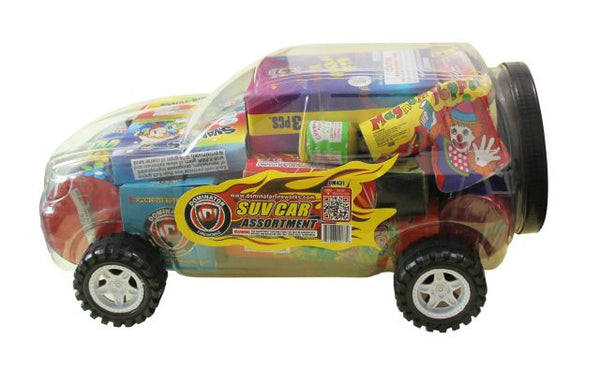 Suv Car Assortment - Jeff's Fireworks