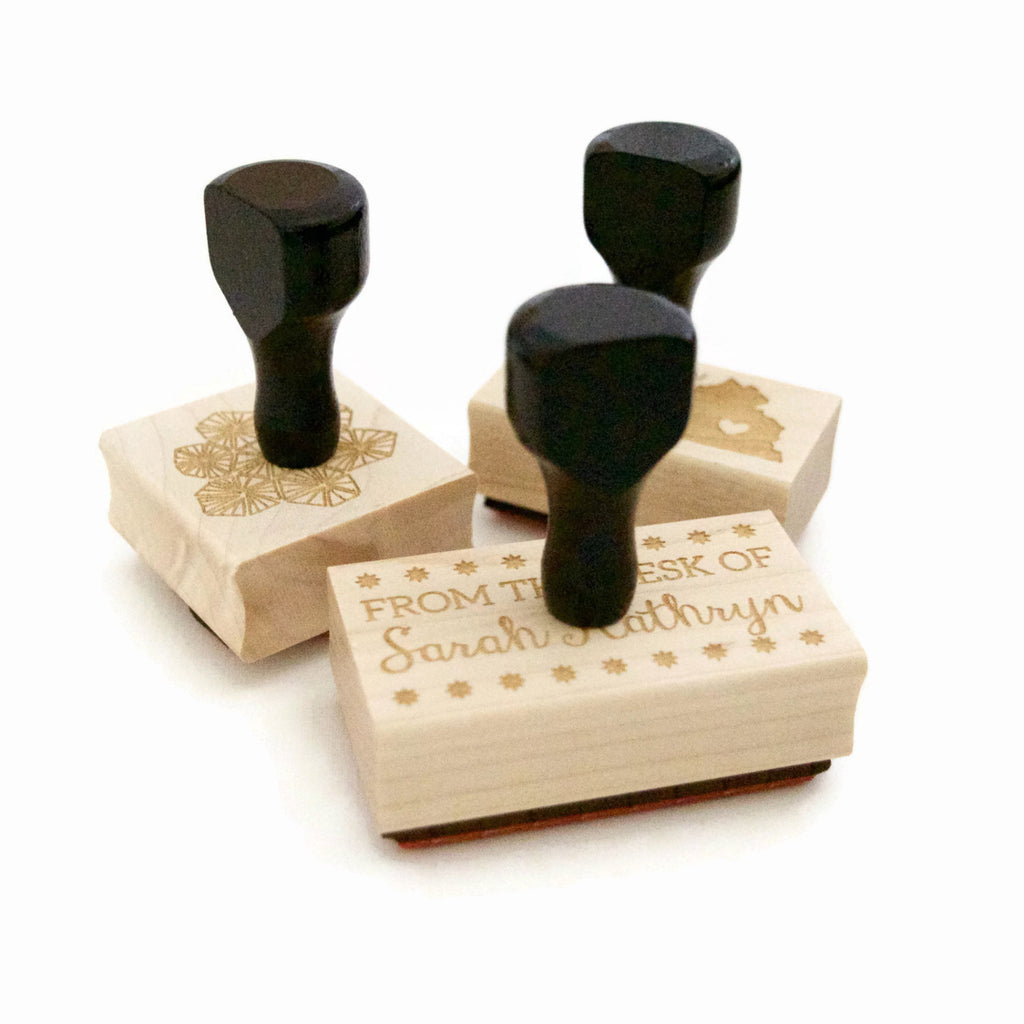 Creatiate Custom Rubber Stamps | Made from your Logo / Design by Creatiate