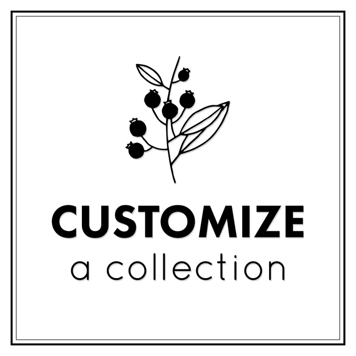 Creatiate Rubber Stamps - Customize a Small Business Packaging Collection