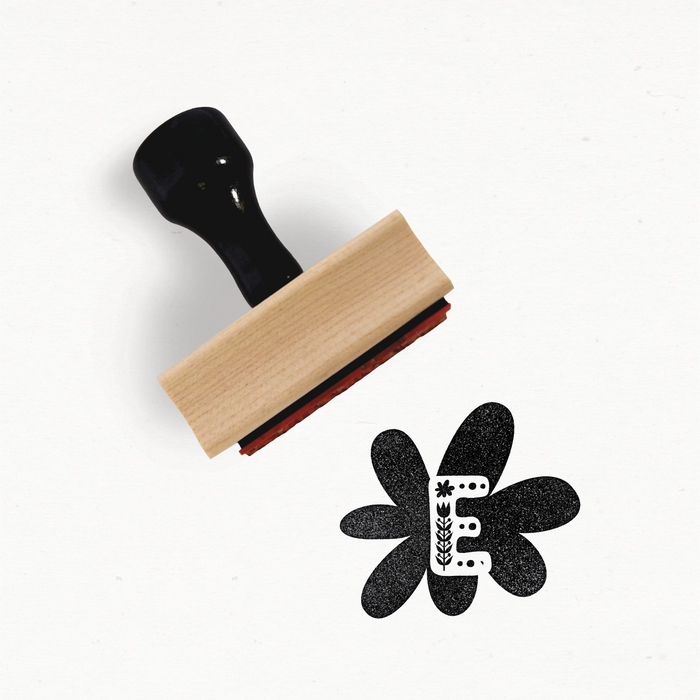 The Folksy Collection : Rubber Stamps for Small Business by Creatiate