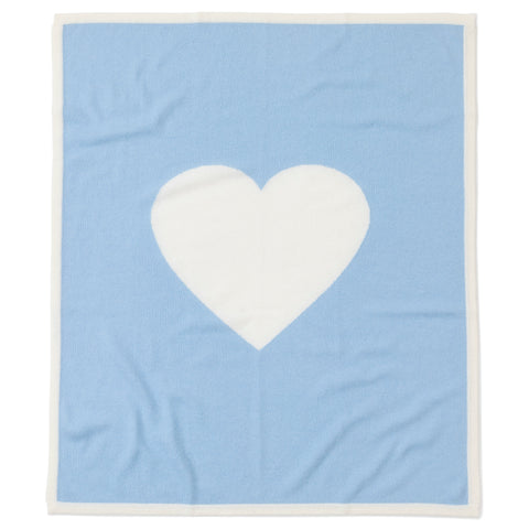 Cupid Baby Blanket Blue