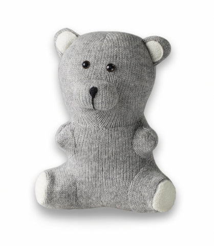 Teddy Bear | Heather Grey