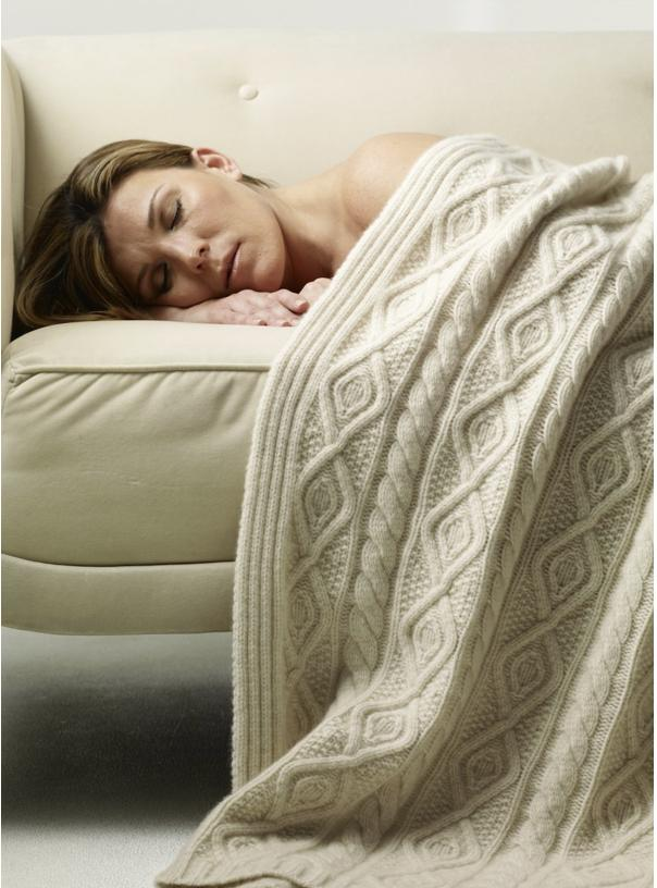Shop Pure Cashmere Throws