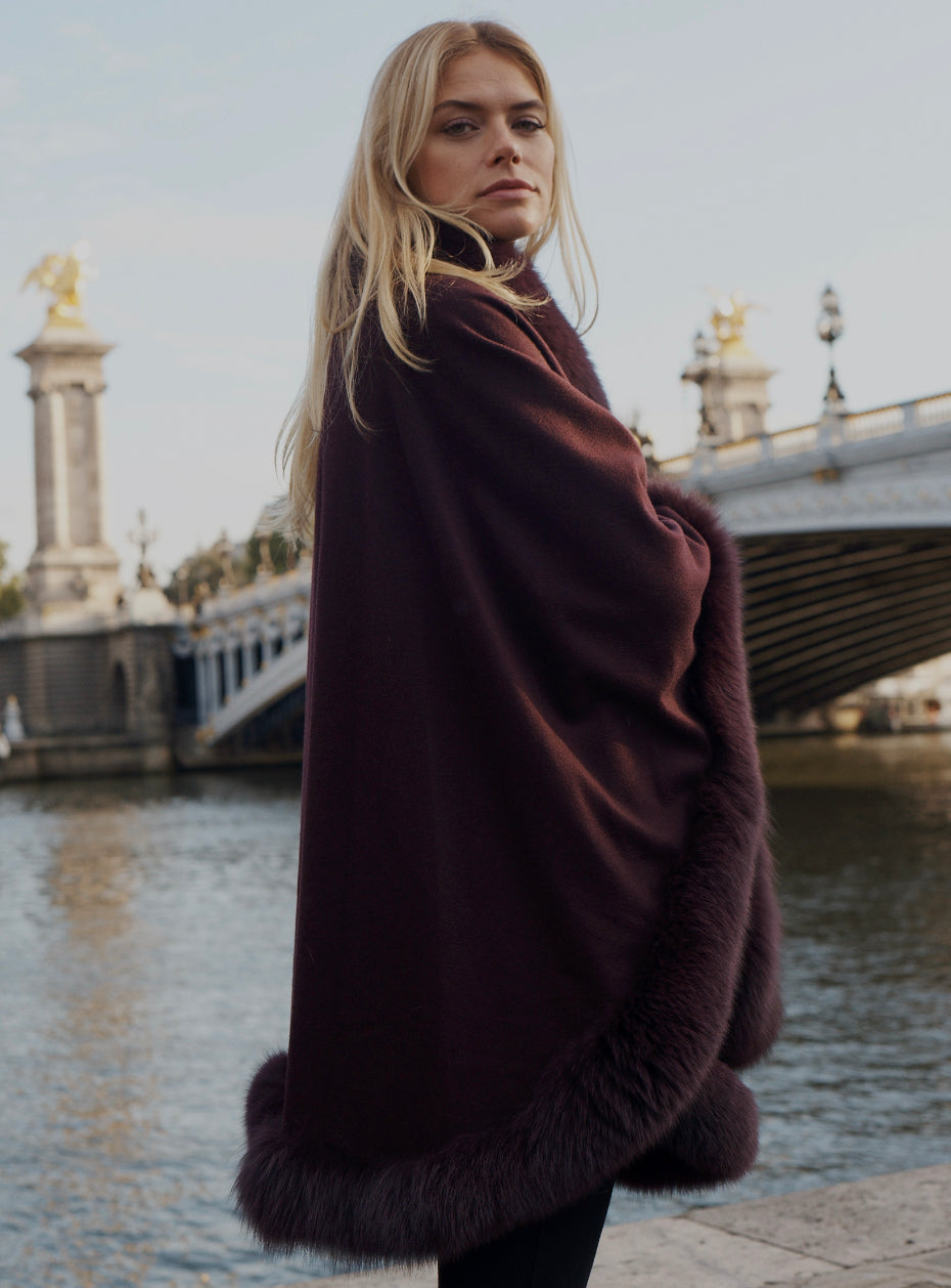 Shop Pure Cashmere Capes
