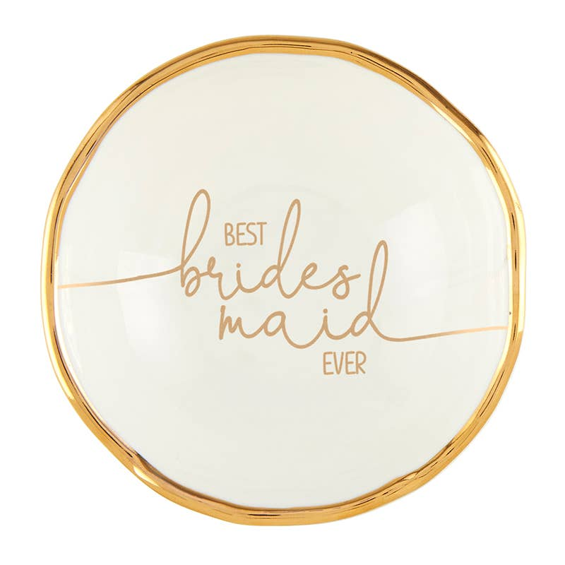 Jewelry Dish - Bridesmaid