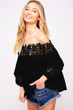 The Tease Top (Black)