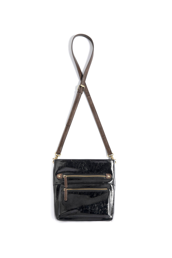 Harper with Mini Cross Body - Black
