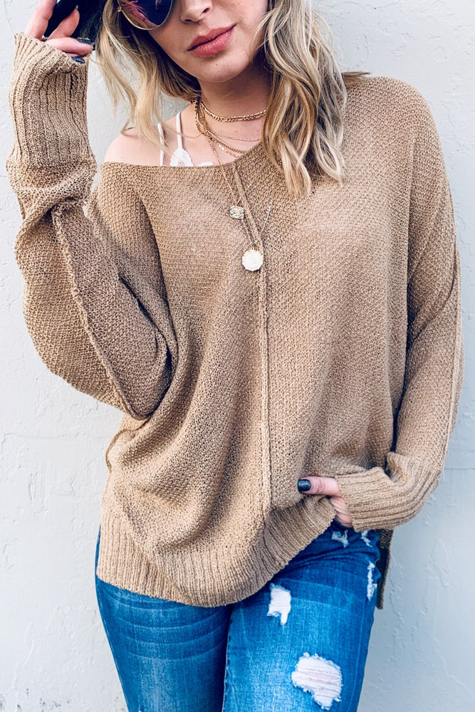 The Ashburn Sweater