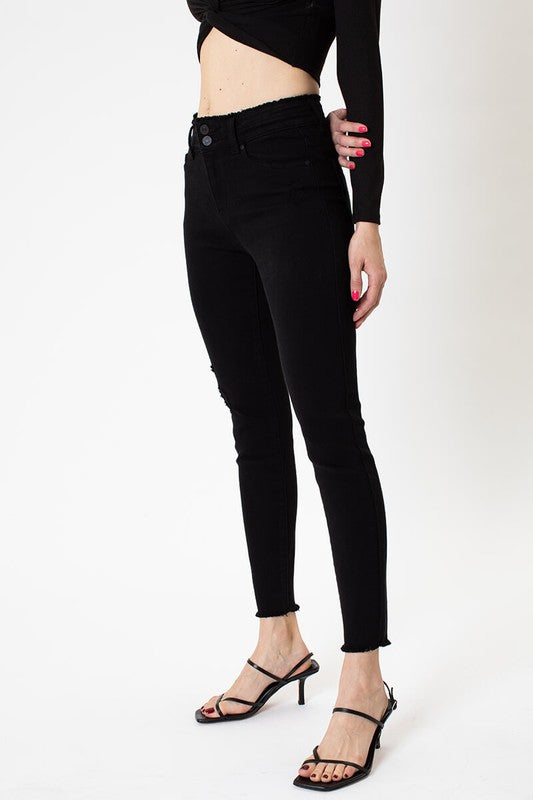 The Niello Black Jeans