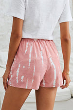 The Stallone Shorts PInk