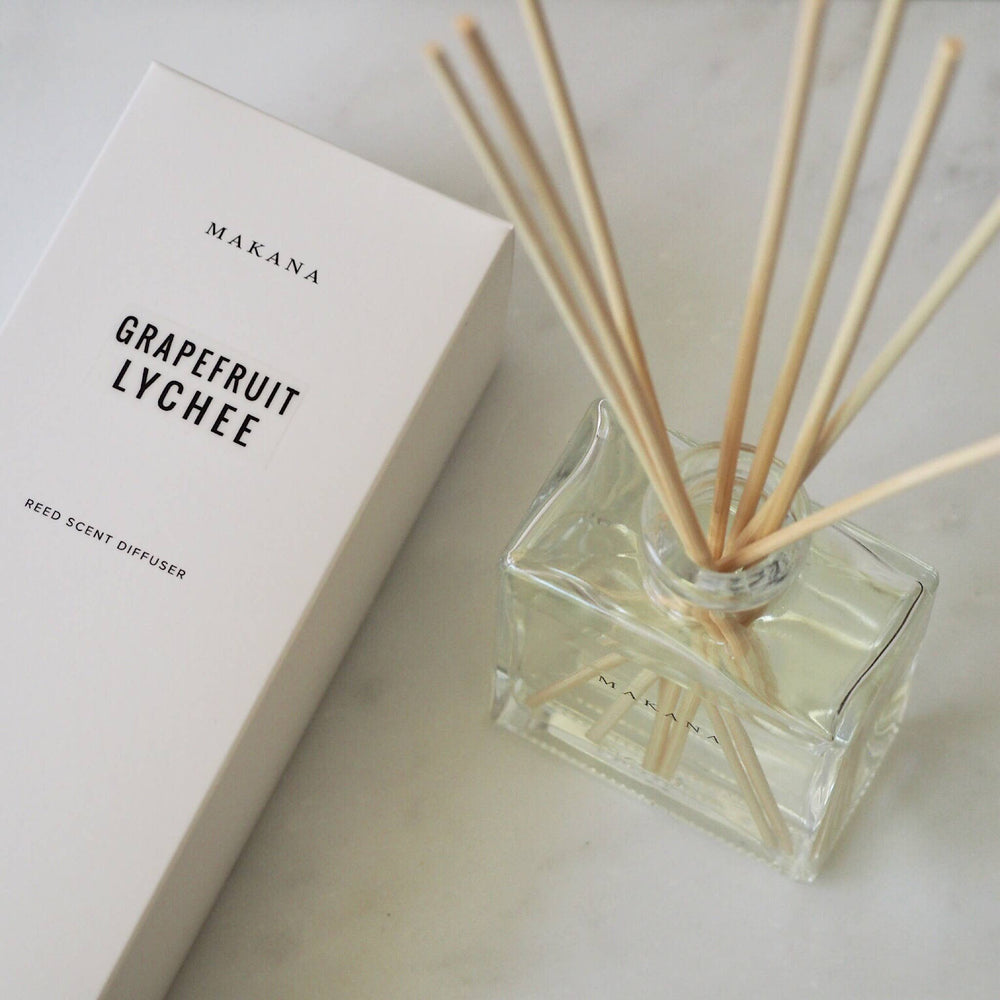 Grapefruit Lychee Reed Diffuser 4.8 oz
