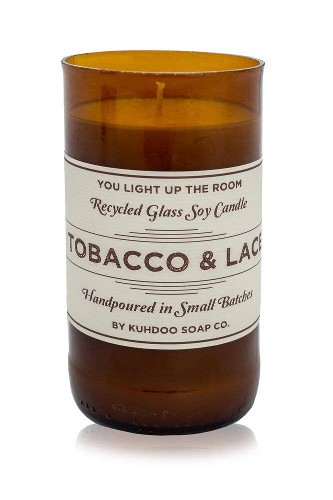 Tobacco and Lace Candle