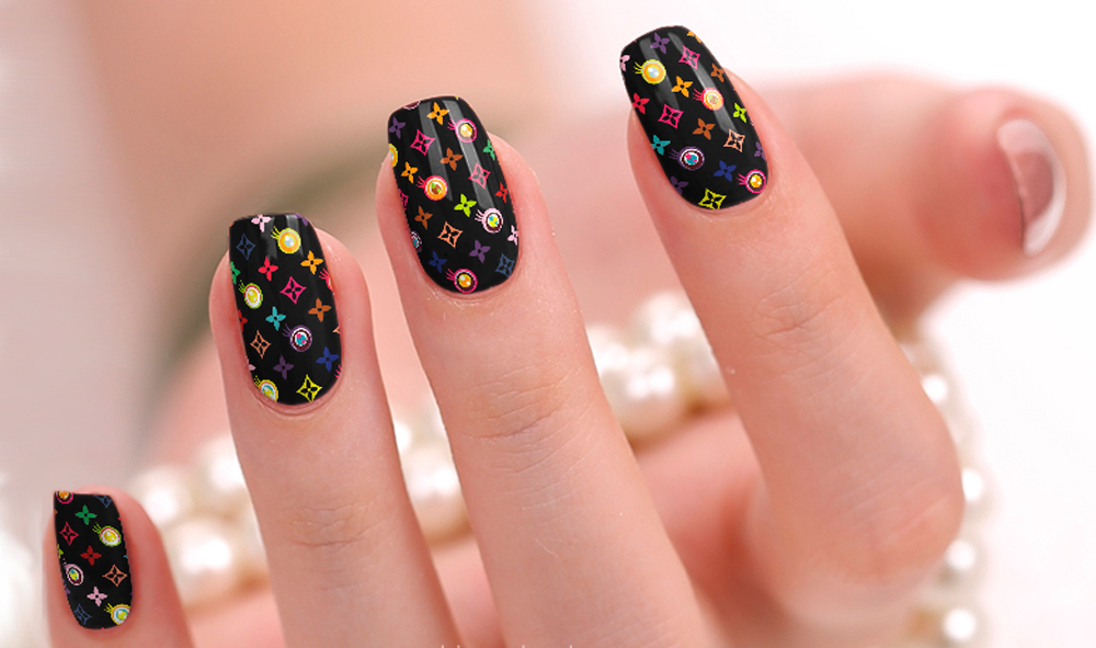 Candied Nails - Louis Vuitton 2
