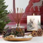Evergreen Pine Botanical Reed Diffuser