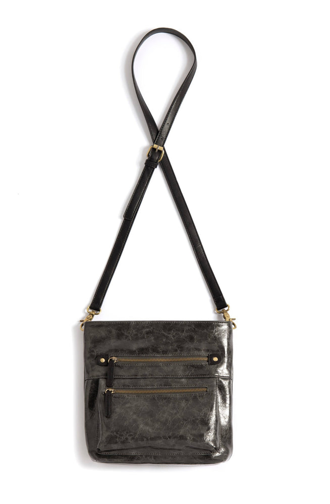 Harper with Mini Cross Body - Graphite