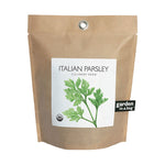 Parsley Garden in a Bag