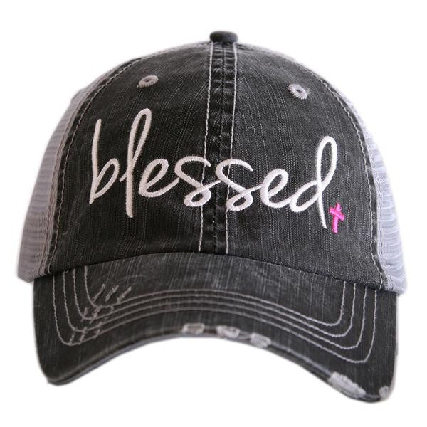 The Blessed Trucker Hat