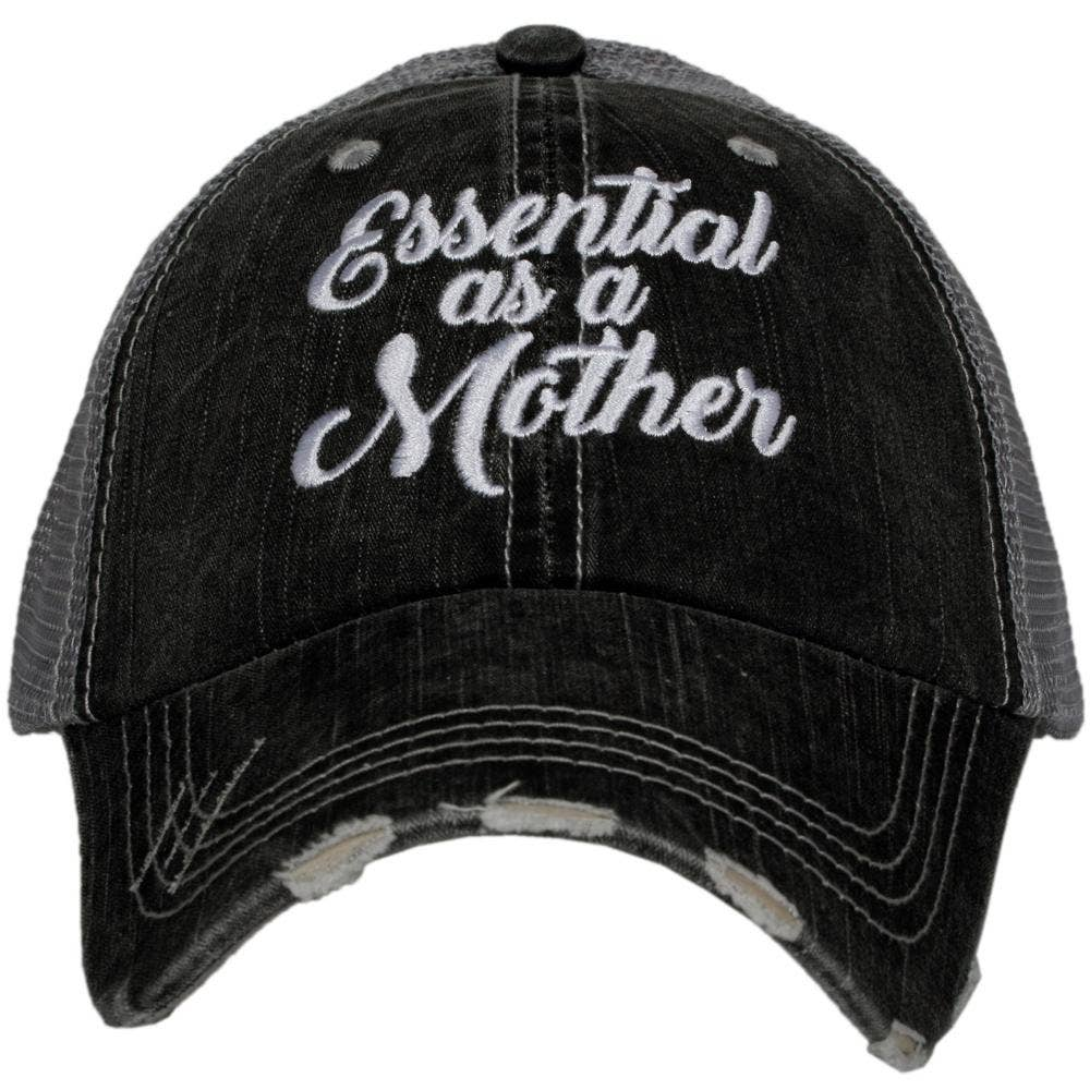 Essential As A Mother Trucker Hat