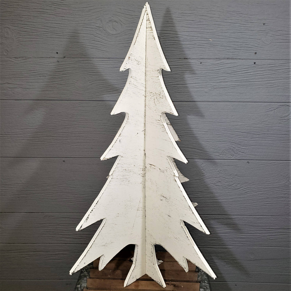 12 inch Wooden Christmas Tree