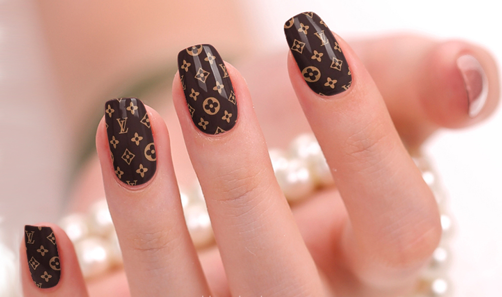 Candied Nails - Louis Vuitton 3