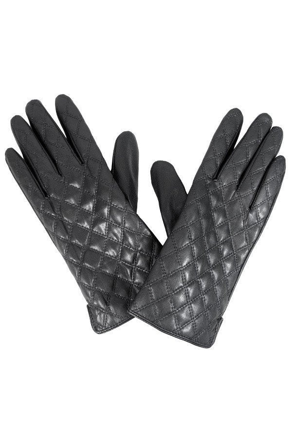 Leatherette Thermal Lining Glove
