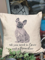 All you need is FRENCHI PILLOW