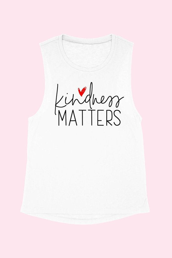 Kindness Matters-White