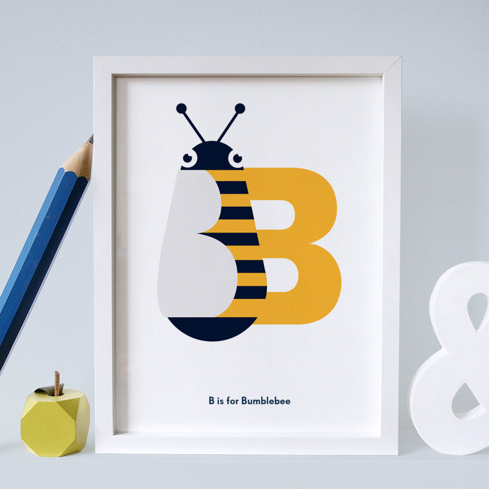 B is for Bumblebee