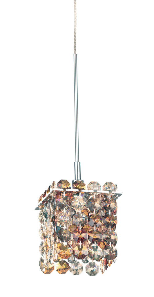 Geometrix by Schonbek MT0303 Matrix 3 Inch Mini Pendant