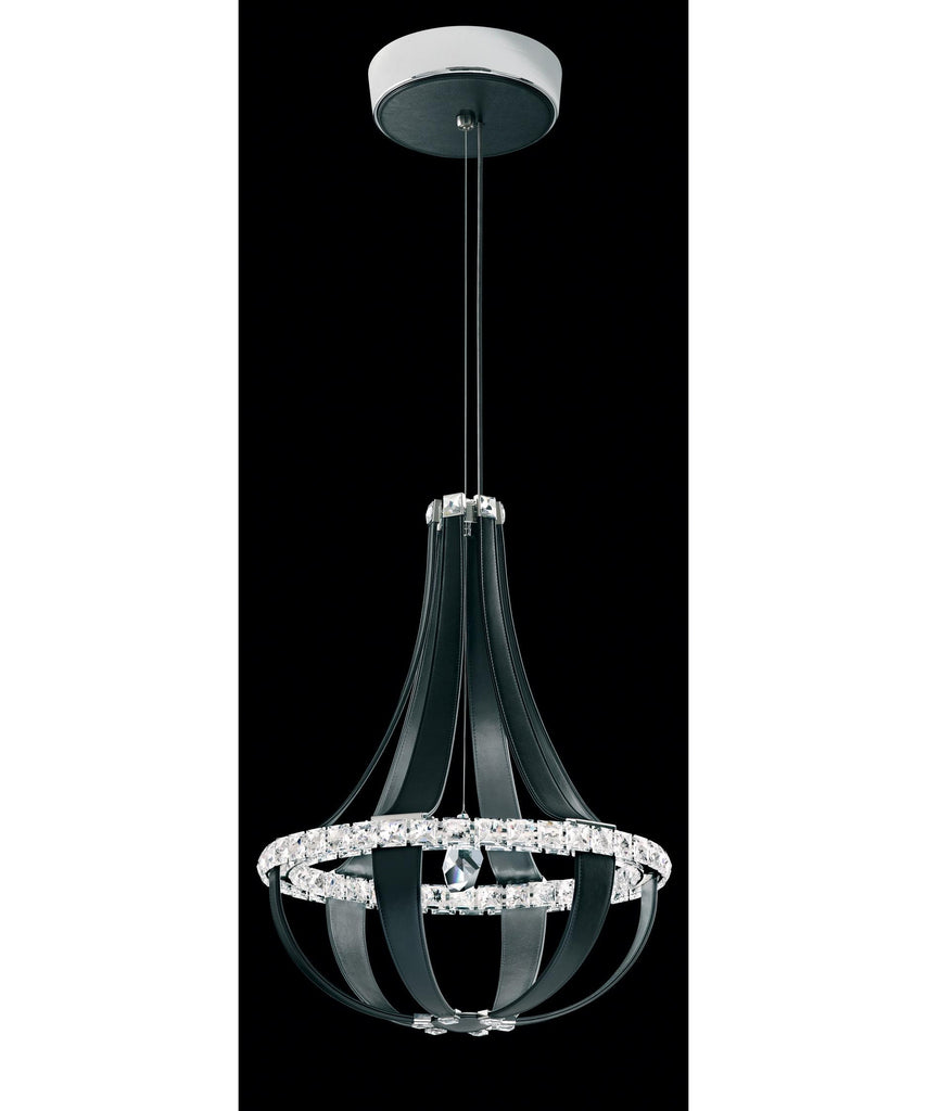 Swarovski SCE130DN Crystal Empire Energy Smart 34 Inch Large Pendant