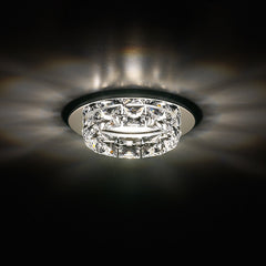 Swarovski SRT405 Ringlet 4 Inch Recessed Lighting Trim
