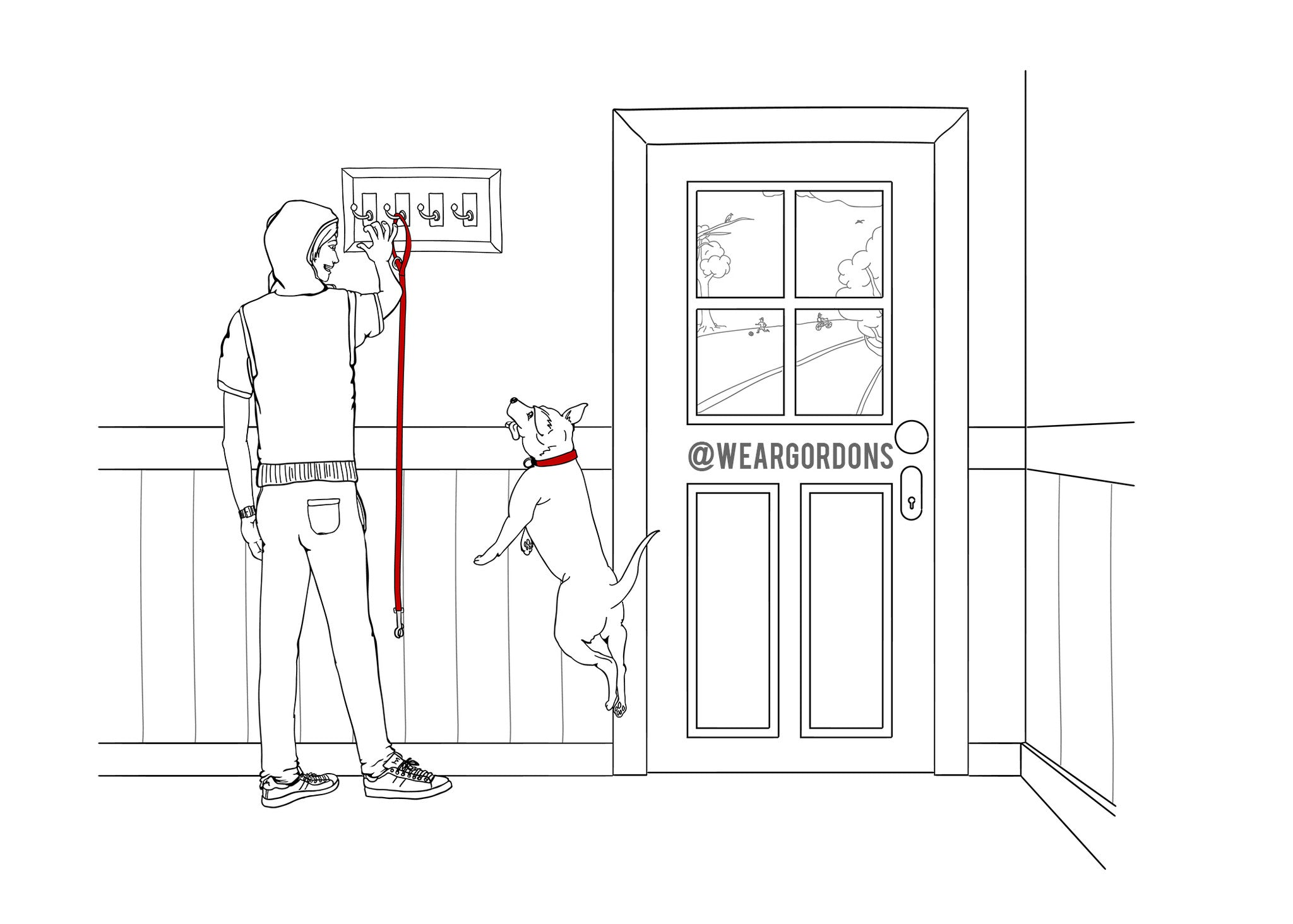 A Leash Leads the Way: Identifying A Top-Quality Dog Leash