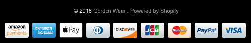 Gordon Wear Will Now Accept Apple Pay For More Convenient Online Shopping