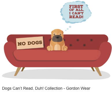 "Gordon Wear Launches Their Final Ever T-Shirt Collection – ""No Dogs"""